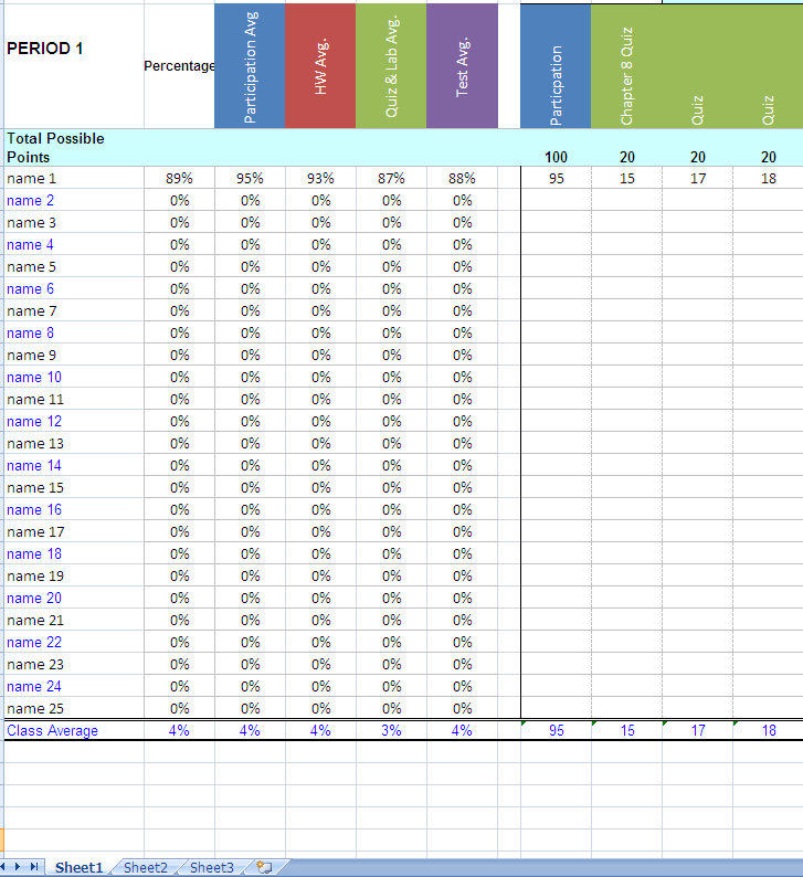 Grading Chart for Teachers Printable http://myexceltemplates.com/teacher-grade-book-template/