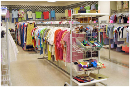 Second hand store business plan