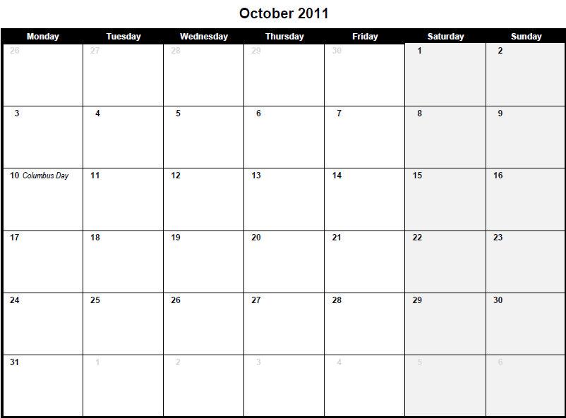 march calendar printable 2011. Printable PDF March 2011