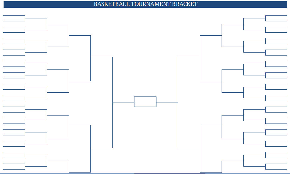 empty bracket template - 28 images - sle tournament bracket 5 ...